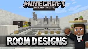Minecraft Modern Kitchen Minecraft Xbox One Xbox 360 Room Designs Modern Kitchen Youtube