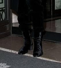 hooker boots. Unique Hooker Kanye West In Hooker Boots France Throughout Hooker Boots