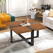 distressed coffee table the