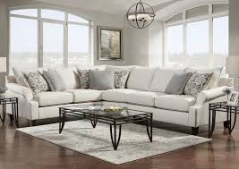 bay ridge sectional sofa off white