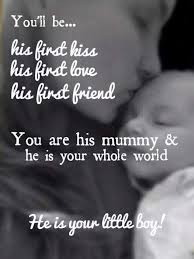 My Son Is My World Quotes Extraordinary I Love My Son And Daughter Quotes