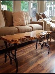 big leaf maple coffee table made by our customer kevin vinnibe find more slabs to