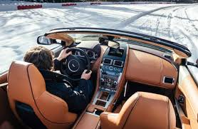 2005 aston martin db9 interior. 2015 aston martin db9 volante interior driving 2005