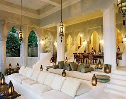 Swahili architecture and design in a living room in a home in Lamu off the  coast of Kenya - Claudio Modola