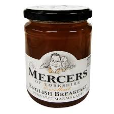 Mercers Disease Mercers English Breakfast Fine Cut Marmalade Singapore Fruit