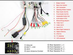 can someone please help me my radio installation nissan i know that the rca s from the metra harness plug into the red white from the new headunit but what about the two wires listed above