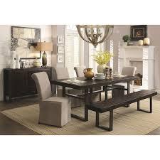 Keller Dining Room Furniture Coaster Keller Casual Dining Room Group Del Sol Furniture