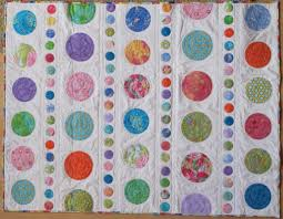 Quilting in the Hoop 3 Ways | Polka dot quilts, Bubble quilt and ... & Polka Dot Quilt Adamdwight.com