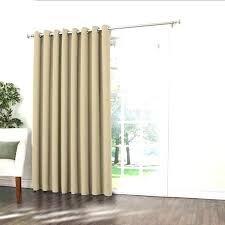 glass door curtain sliding ideas patio large size of blinds home depot valance wall single