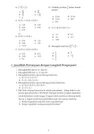 Pada kelas 1 semester ganjil siswa mempelajari materi : Kumpulan Contoh Soal Contoh Soal Uts Matematika Kelas 7 Semester 1