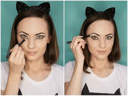 easy cat makeup tutorial 9 pin this image on