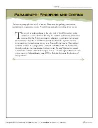 9Th Grade Language Arts Worksheets Worksheets for all   Download ...