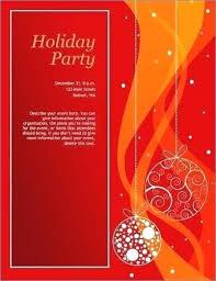 Free Christmas Invitation Template Free Holiday Party Invitation Templates Invite Corporate