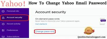 How To Change Yahoo Email Password On Iphone 1 8882969231