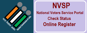 National Voters Service Portal Nvsp Check Status Name In Voter Id List Election Card Status Online Registration Forms Download Nvsp In Ap Telangana Tet Trt Dsc Jobs Notification Study Material Download