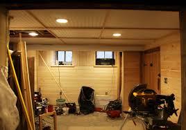 Basement Remodeling Ideas Basement Ceiling - Exposed basement ceiling
