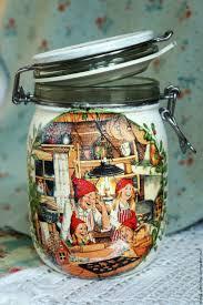 Баночка для кухни с рецептом <b>печенья</b> – купить на Ярмарке ...
