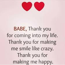 Love Quotes And Sayings Interesting Inspirational Love Quotes Love Sayings Thank You Making Me Happy
