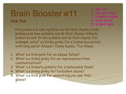 funny 5 letter words 20 long block brain boosters ppt video online download