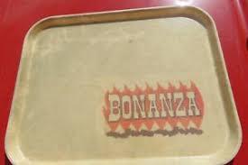 Bonanza Sirloin Pit Steakhouse Restaurant Serving Tray Advertising Made in  USA   eBay