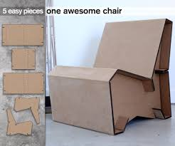 how to make cardboard furniture. Introduction: 5 Piece Cardboard Lounge Chair How To Make Furniture F
