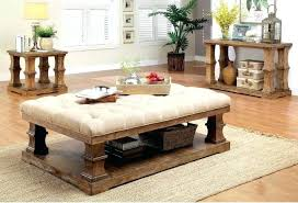 cushioned coffee table furniture cushion coffee table new old turned into a end of the bed cushioned coffee table