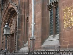 the john rylands research insute and