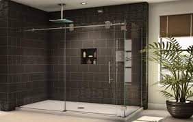 sliding frameless shower doors enclosures advanced glass expert