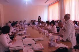 Карагандинский Государственный Медицинский Университет Впервые на английском языке прошла защита дипломной работы