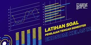 Download buku paket fikih kelas 12 ma kurikulum 2013 terbaru. Latihan Soal Penilaian Tengah Semester 2019 Ekonomi Kelas Xii