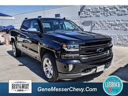 Certified Chevrolet Silverado 1500 (Black) For Sale Near ...