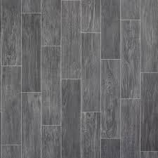 grey wood tile effect vinyl flooring product code p199029 37 99