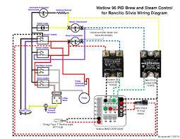 controller wiring diagram wiring diagrams best watlow 96 rancilio silvia brew and steam pid control wiring diagram hid controller wiring diagram controller wiring diagram