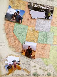 photo map by cut craft create through for a roundup of 19 perfect diy