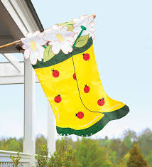 decorative outdoor flags home designs fumchomestead