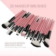 images gallery qibest 25pcs cosmetic makeup brush