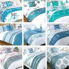 5 piece complete duvet cover bedding set single double king super size sets argos full measurements