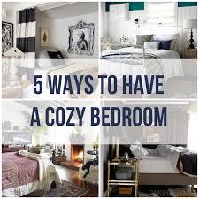 cozy bedroom ideas. Cozy Bedroom Ideas T