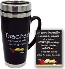 2020 popular 1 trends in home & garden with termos coffee thermos travel and 1. Amazon Com Teacher S Travel Mug Insulated Coffee Thermos With Lid Inspirational Teacher Appreciation Gifts Gift For Professors Educators And Teachers Assistants 7 Inches Tall 16 Ounces Coffee Cups Kitchen Dining