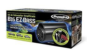 amazon com bazooka bta850fh big ez bass amplified subwoofer kit Bazooka El Series Wiring Harness amazon com bazooka bta850fh big ez bass amplified subwoofer kit car electronics bazooka el wiring harness