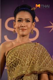 กาละแมร พชรศร สวมชดไทยหองเสอดง เซอรไพรสลคสดหวาน