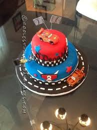 Coolest Cars 2 Cake For A 2 Year Old Boy Davids 4 Year Old Bday