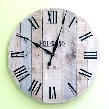 large clock wall country l clock large clocks kitchen french egg cups huge wall clock nz