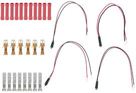1951 gm truck parts electrical and wiring wiring and l e d indicator wiring set