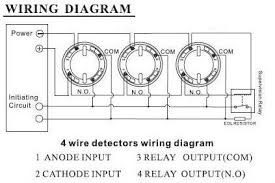 system 4 wire smoke and heat detector buy system smoke and heat Smoke Heat Detector Wiring Diagram system 4 wire smoke and heat detector heat detector wiring diagram