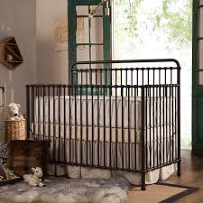 Iron Cribs: From Old World to New