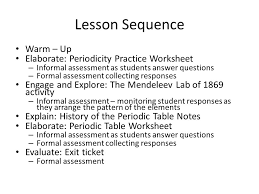 History of the Periodic Table - ppt download
