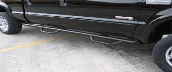 N-Fab Side Steps | Truck Accessories Featuring Line-X and Truck ...