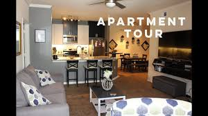Apartment Tour Decorating on a Budget DIY Furniture YouTube