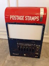 Old Stamp Vending Machine Adorable Postage Stamp Vending Machines Banks Registers Vending